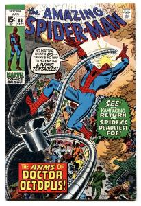 Amazing Spider-Man #88 1970- Doctor Octopus- Marvel NM-