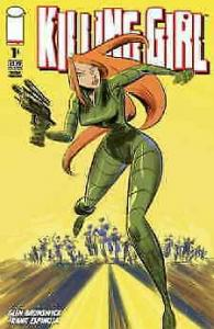 Killing Girl #1 (2nd) VF; Image | save on shipping - details inside