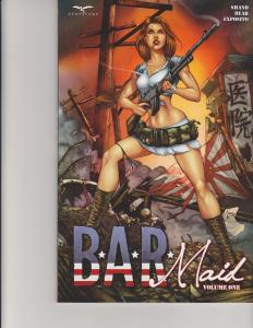 B.A.R. Maid Trade Paperback TPB Grimm Fairy Tales GFT Zenescope