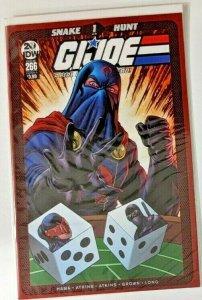 *GI Joe: A Real American Hero (2010, IDW) #266-270 23 Covers!