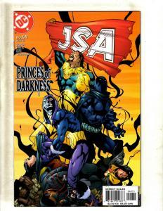 Lot of 12 JSA DC Comic Books #49 50 51 52 53 54 55 56 57 58 59 60 GK25