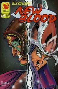 Elfquest: New Blood #22 VF/NM; Warp | save on shipping - details inside