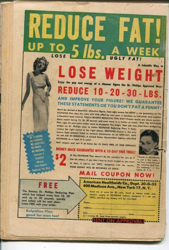 Judy Canova #24 1950-Wally Wood-famous film & radio star-P/FR / HipComic