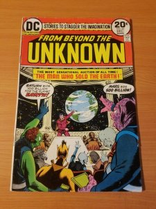 From Beyond The Unknown #25 ~ FINE - VERY FINE VF ~ (1973, DC Comics)