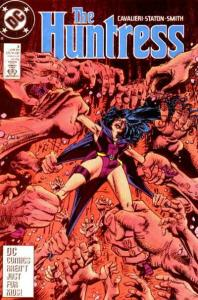 Huntress (1989 series) #3, VF+ (Stock photo)
