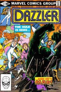 Dazzler #6, NM- (Stock photo)
