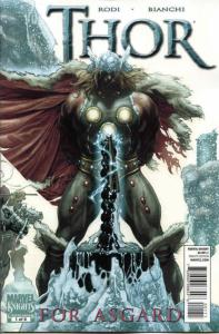Thor: For Asgard #1 VF/NM; Marvel | save on shipping - details inside