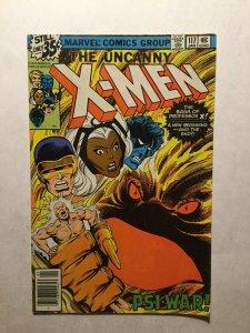 X-Men 117 Very Good Vg 4.0 Marvel