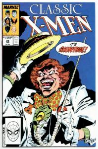 Classic X-Men #29 (Marvel, 1989) NM-