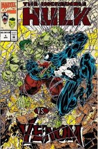 The Incredible Hulk Vs. Venom VF+ (Apr. 1994)
