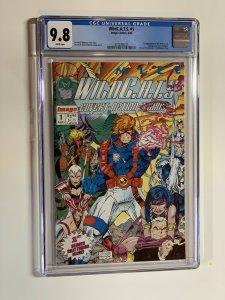 Wildcats 1 Cgc 9.8 Wp Image Comics