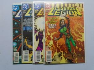 Legends of the Legion (1998) #1-4 Set - 8.0 VF - 1998