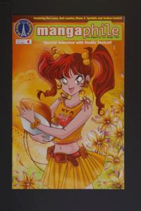 Mangaphile #4 Radio Comix February 2000
