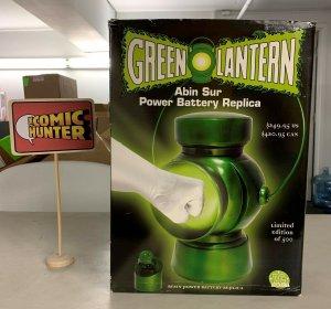Green Lantern Abin Sur Power Battery Replica DC Direct