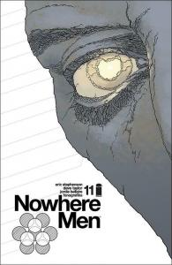 Nowhere Men #11 FN; Image | save on shipping - details inside