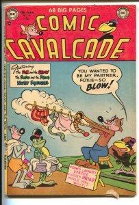 Comic Cavalcade #61 1954-DC-Fox & Crow-Dodo and the Frog-Sheldon Mayer art-Nu...