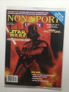 Non-Sport Update Volume 16 No 2 Near Mint Nm Magazine Lucasfilm