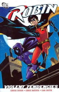 Robin: Violent Tendencies TPB #1 VF/NM; DC   save on shipping - details inside