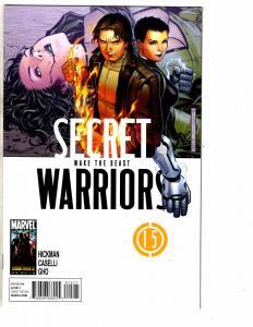 7 Marvel Comic Books New Avengers # 26 27 28 (2) 29 Secret Warriors # 15 16 RC2