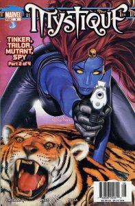Mystique #8 VF; Marvel | save on shipping - details inside