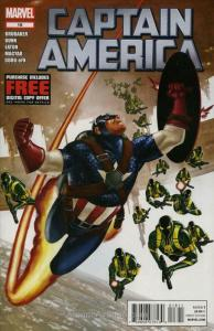 Captain America (6th Series) #18 VF/NM; Marvel | save on shipping - details insi