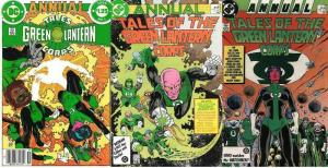 GREEN LANTERN (1960-1988) Ann1-3 'Tales Of The...Corps'