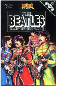 BEATLES EXPERIENCE #3, VF/NM, Lennon, Ringo, Paul, 1991,Fab,more indies in store
