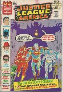 Justice League of America #97 (March 1972) - Superman, Batman, Flash, Atom