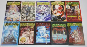 DragonRing #1-6 VF/NM complete series + vol. 2 #1-15 barry blair - dale keown