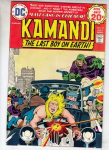 Kamandi the Last Boy on Earth #19 (Jul-74) NM- High-Grade Kamandi