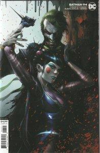 BATMAN # 94B (2020) FRANCESCO MATTINA VARIANT