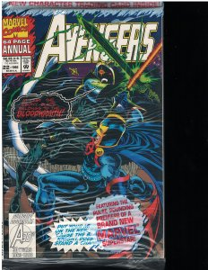 Avengers #22 Annual (Marvel, 1993)