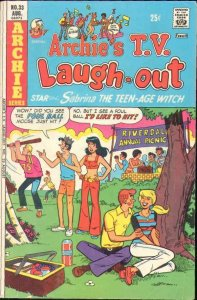 Archie's TV Laugh Out #33 (Aug-75) VG/FN Mid-Grade Archie