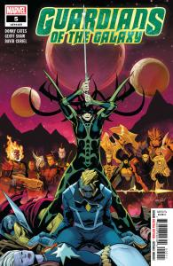 Guardians Of The Galaxy #5 (Marvel, 2019) NM