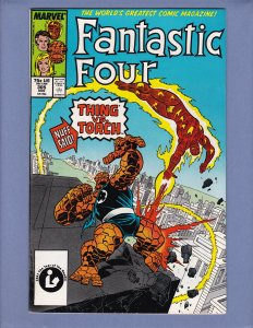 Fantastic Four #305 FN Marvel 1987