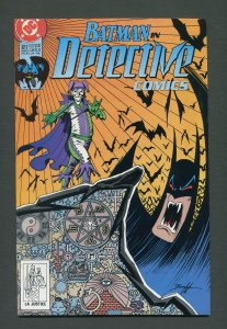 Detective Comics #617 / 9.0 VFN/NM  (JOKER)  July 1990 (H)