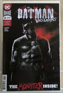 The Batman Who Laughs #4 NM 9.4 DC 2019 FREE COMBINED SHIPPING