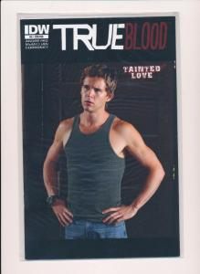 TRUE BLOOD Tainted Love #4, Variant Cover RIB ~2011~ IDW Comics ~ NM (HX373)