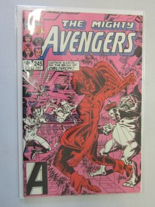 The Mighty Avengers #245 Direct Edition 7.0 (1984)
