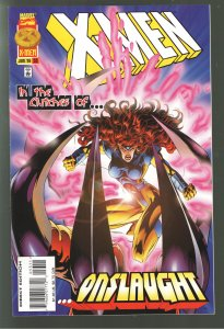 XMEN 53 NM 9.4 NEWSSTAND! 1st FULL APPEARANCE ONSLAUGHT!!
