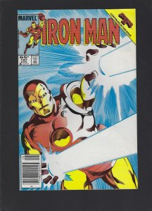 Iron Man #197 (1985)