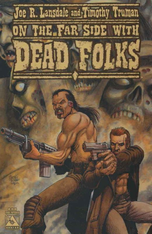 Dead Folks (Lansdale and Truman's…) TPB #1 VF; Avatar | save on shipping - detai