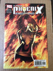 X-Men: Phoenix - Endsong #1 (2005)