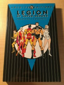 Legion of Super-Heroes Archives Vol. 11 DC Comic Book HARDCOVER Graphic MFT2