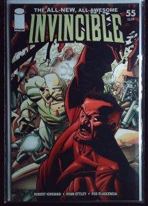 Invincible #55 (2008)