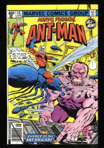 Marvel Premiere #48 VF/NM 9.0 White Pages Ant Man!