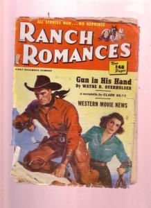RANCH ROMANCES-DEC1 1950-WESTERN-OVERHOLSER-ERROL FLYNN FR
