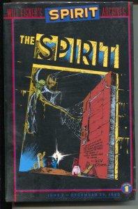 Spirit Archives-Vol.1-Bill Eisner-Sealed Hardcover