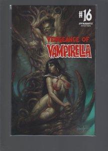 Vengeance Of Vampirella # 16 Cover A