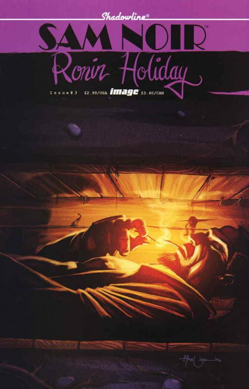 Sam Noir: Ronin Holiday #3 VF/NM; Image | save on shipping - details inside